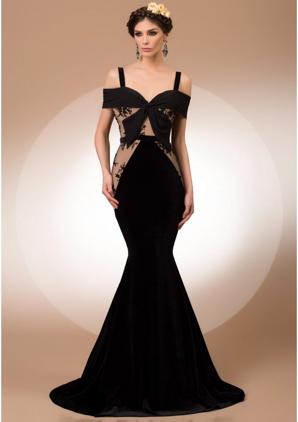 Velvet Evening Gowns – fashion dresses 47c2cbe01549