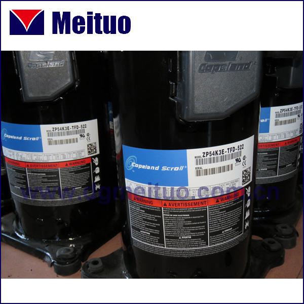 Zpd72kce Tfd 433 Copeland Digital Scroll Compressor For