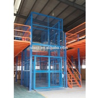 2000kg Hydraulic Electric Warehouse Goods Lift Platform