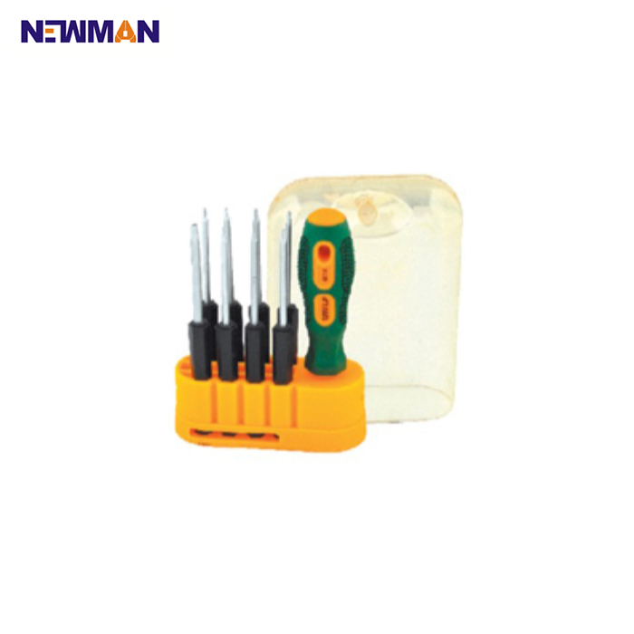 Flexible Shaft Screwdriver and Bit Set