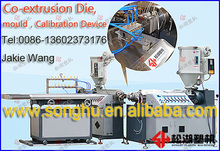 two-color led light tube manufacturing machine/extrusion line