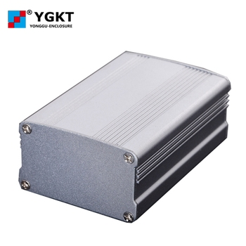 YGK-006 63*38*95 mm Oem High precision custom made aluminum metal battery box manufacturer