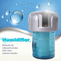 Ultrasonic Air Cleaner with negative ions