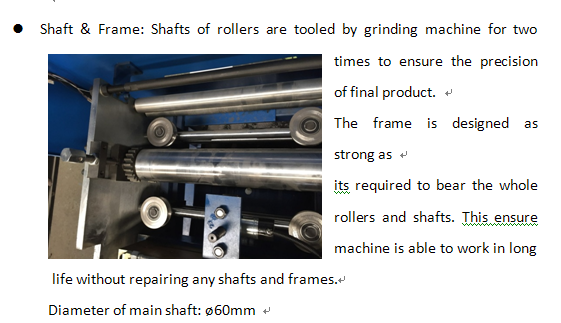 17.Metal Stud And Truss Profile Roll Forming Machine Light Gauge Steel Framing Machine