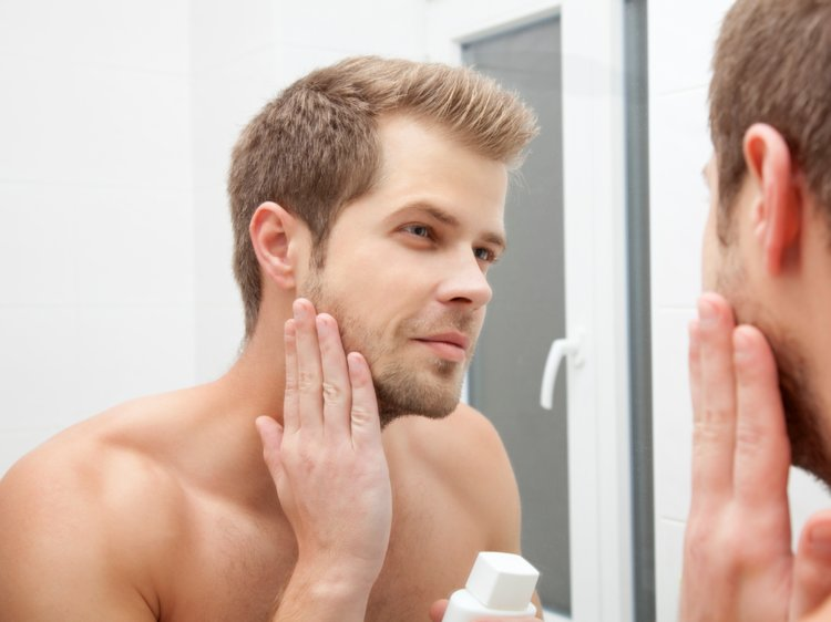 Men Daily Care Sensitive Beruhigende Zitrone Nach dem Rasieren Balsam