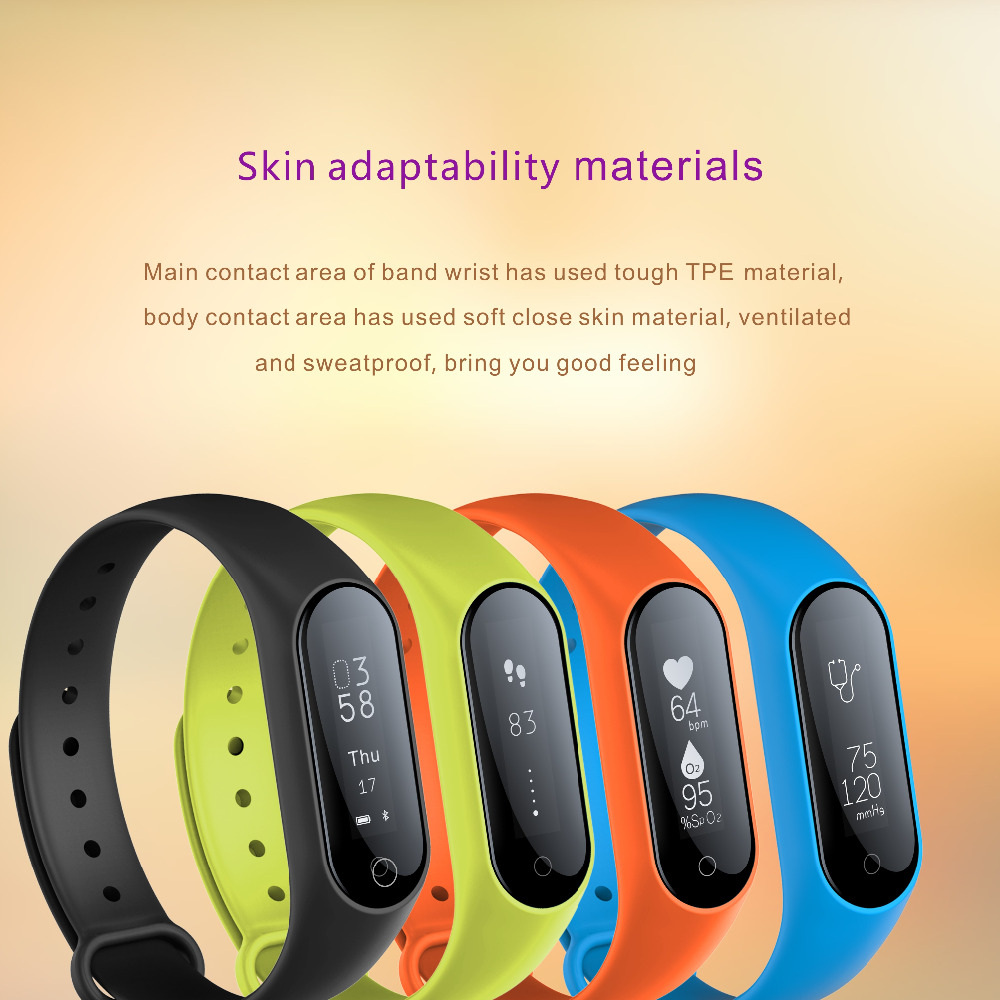 Y2 Plus wrist watch band Heart Rate Blood Pressure Oxygen Wearable Sleep Monitor For Android IOS