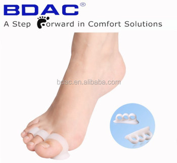 Hot Sale Unisex Reusable Hallux Valgus Overlapping Claw Silicone Hammer Toe Crest
