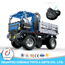 New good price shantou factory rc construction vehicles for kids