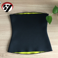 Soft elastic popular neoprene abs slimming belly exercise burner belt