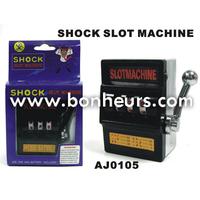 2016 Novelty Toy Shock Slot Machine