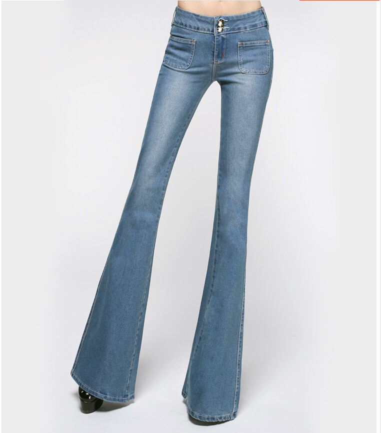 Bell Bottom Jeans For Women Ye Jean