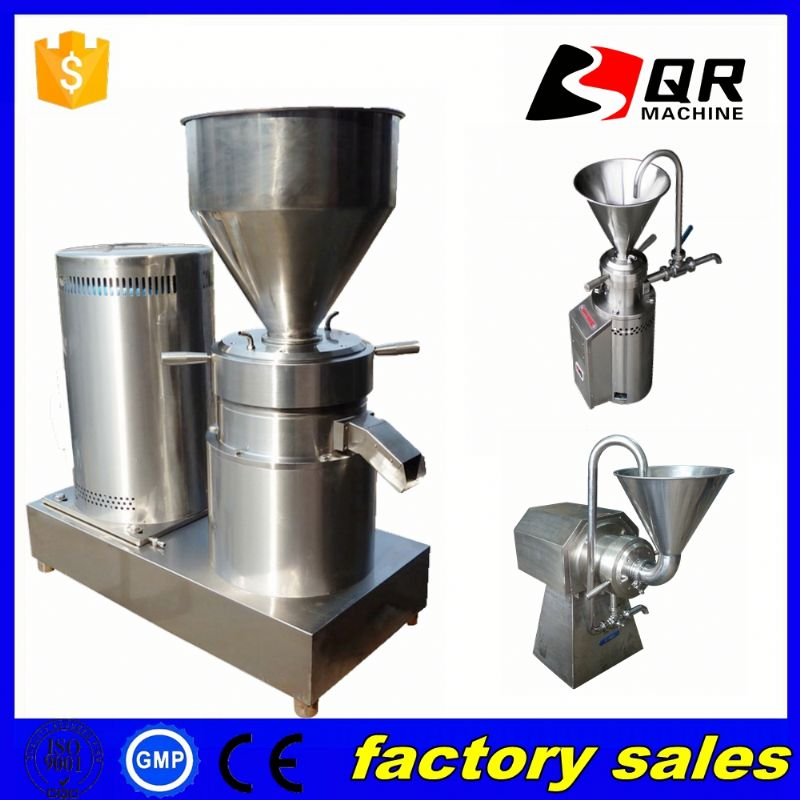 tahini production colloid mill ,peanut butter machine ,pharmaceutical colloid mill