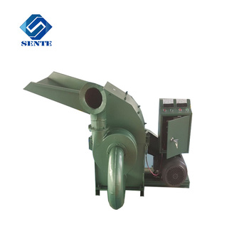 CF420 capacity 300-400kg/h wood processing plant use hammer mill grinder machine
