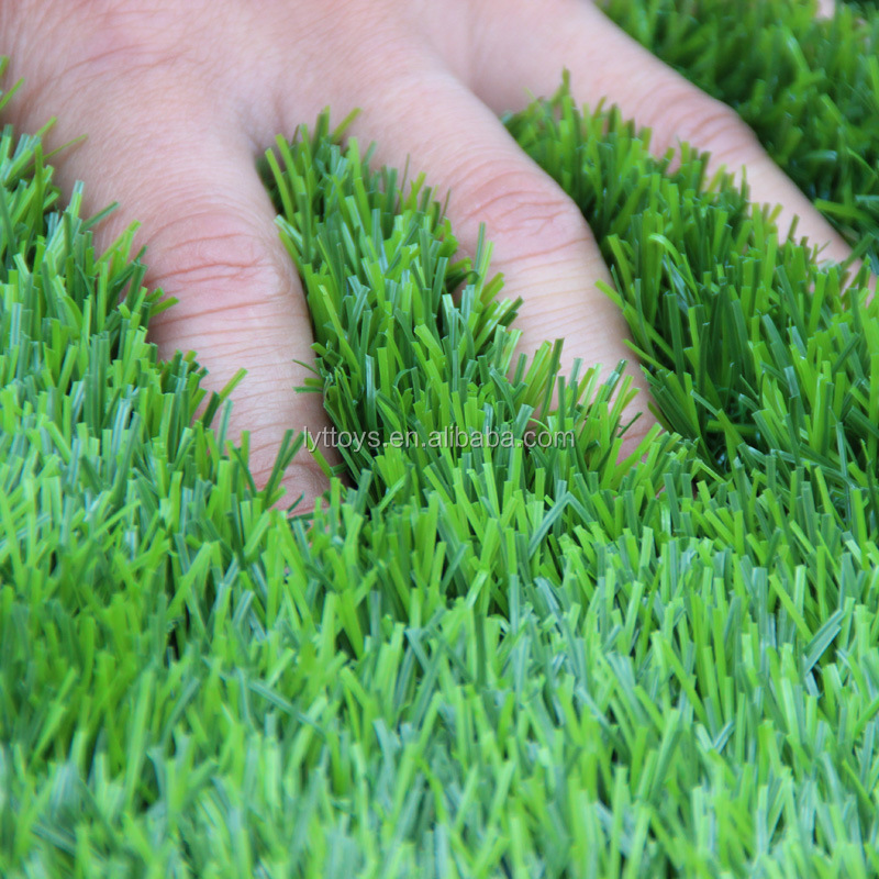 Environmental artificial carpet grass/sports playground grass mat
