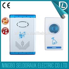 Full stock electronic wireless doorbell problems