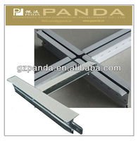 Stoving Varnish Dropped Ceiling Tee Grid