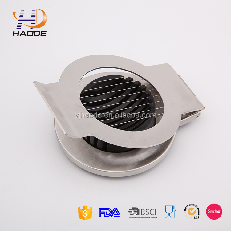 High Quality 304 Stainless Steel Egg Slicer