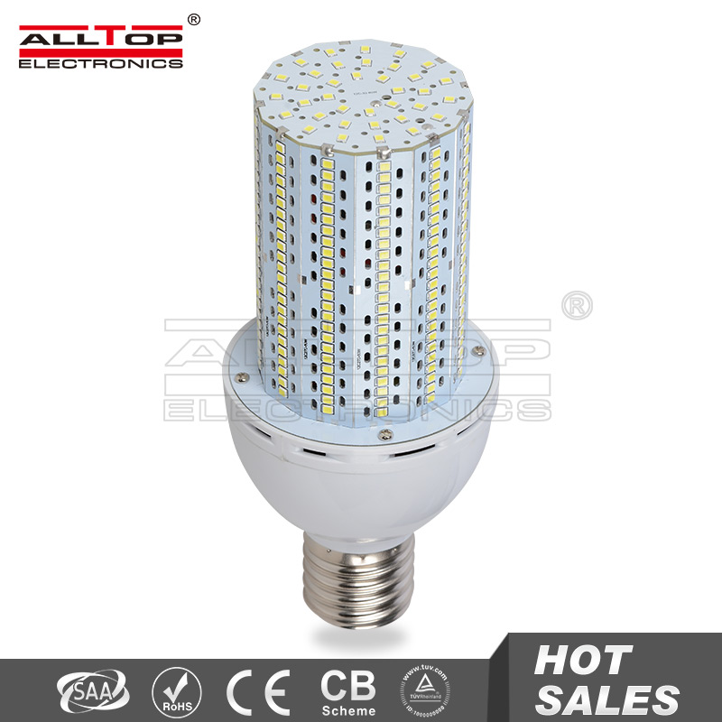 high power IP67 waterproof bridgelux chip 60w led corn light