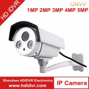 HD iDVR brand 1080P Starlight Full Color 2MP IP Camera Big Shield Camera 25 Frames Varifocal Lens P2P Mobile Monitoring Onvif2.4