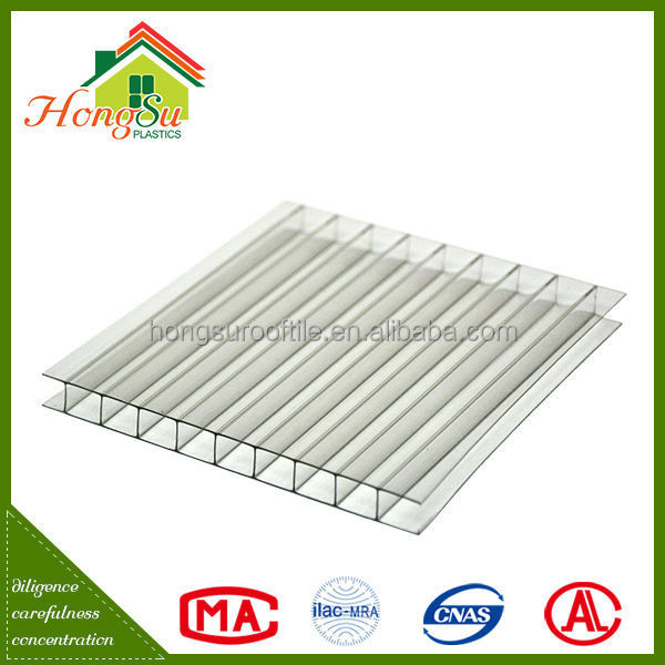 Wholesale high quality sound insulation commercial greenhouse polycarbonate