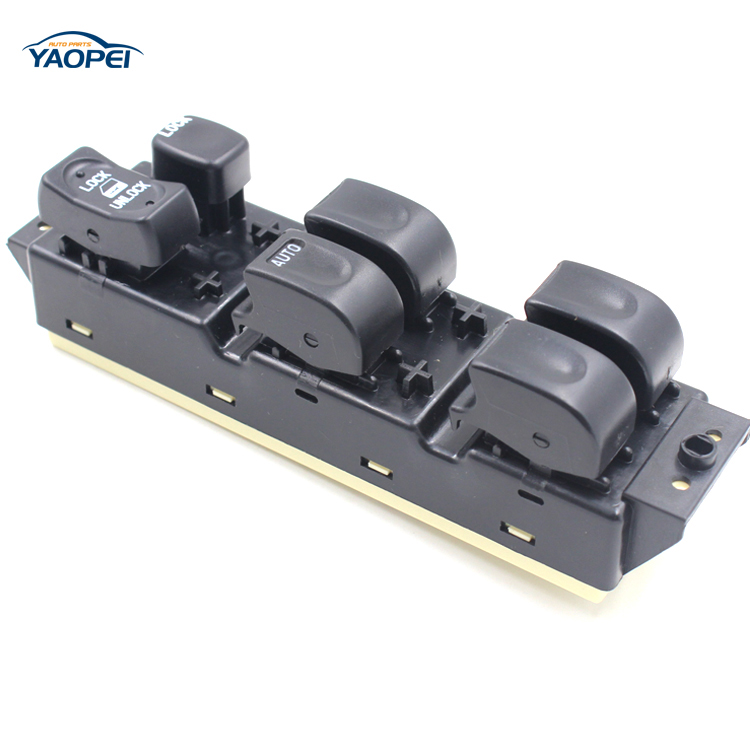 Master Power Window Switch Driver Side Front LH for 1998-2004 Isuzu Rodeo
