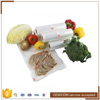 plastic bag food vacuum sealer rollvacuum space saver bag vacuum barrier bag