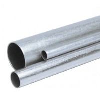 DIN Standard 76 mm ( 3 inches ) Galvanized Scaffolding Steel Pipe in tianjin Q195 / Q235B