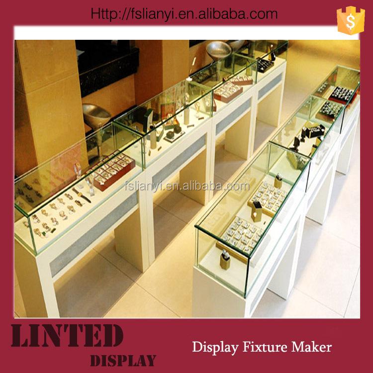 Jewellery Showroom Designs Free Standing Jewellery Display Stand ...