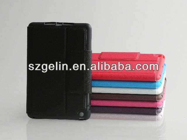 electric tension smart cover/cases for mini ipad