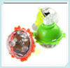 Colorful led flashing Light up Top toys DHL Free Shipping