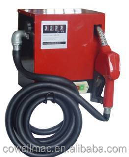 Portable Electric Diesel Fuel Transfer Pump unit ETP-40B