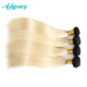 human hair halo extensions blonde 1b 613 straight human hair extensions bundles 100% human hair in china