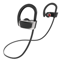 new mobilephone accessories stereo sport earhook wireless earphone headphone