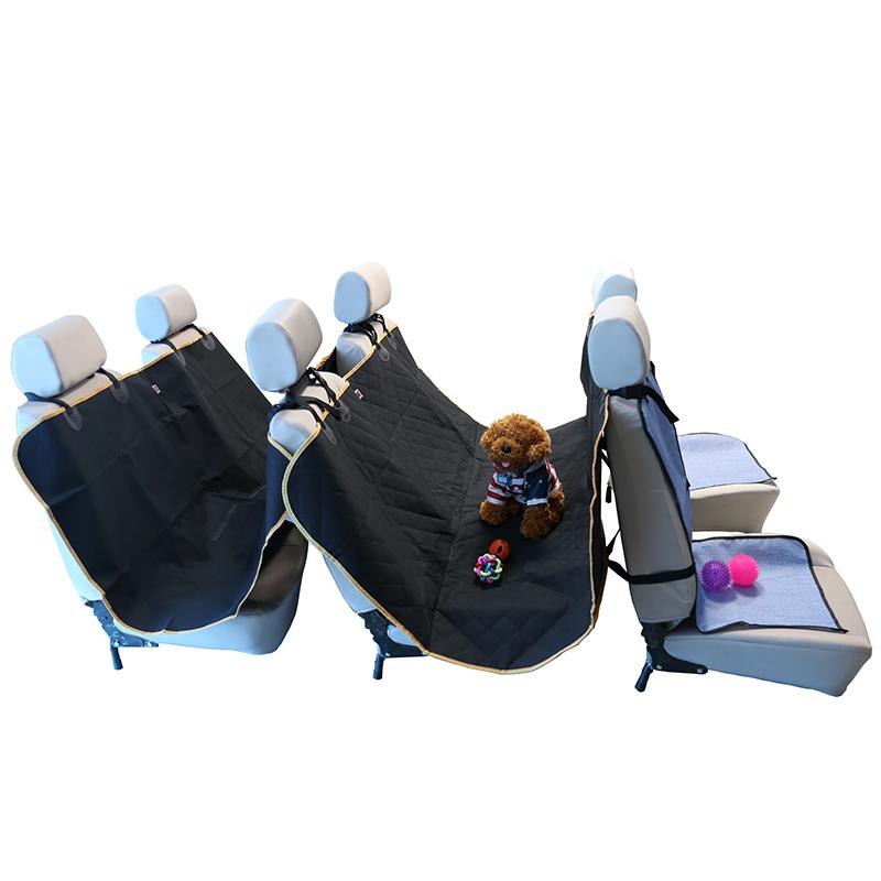 Waterdichte car seat cover hangmat voor huisdieren gewatteerde hangmat terug hond auto seat cover