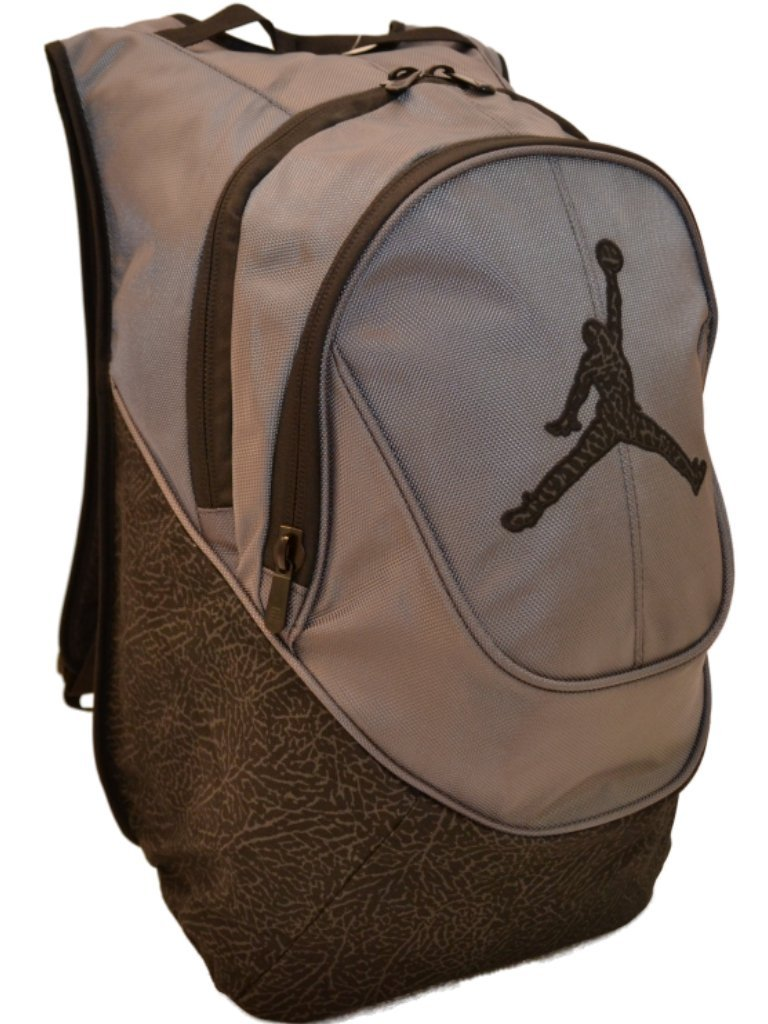 e24af12840 Get Quotations · Nike Air Jordan Ele-mentary Backpack for 15