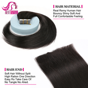 Cheap Most Popular New Trendy Products Wholesale Remy Thick Bottom Russian Double Drawn Pu Tape In Hair Extention