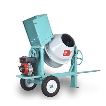 Quality Guaranteed tilting drum concrete mixer with pump