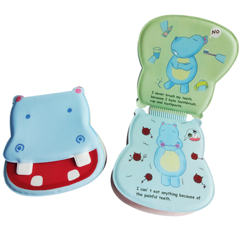 Adorable Colorful Printed Baby Soft Bath Book Fancy Design ...