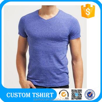 9ffca934 Custom Fitness Apparel Men's GYM Sport T Shirt Fitted Tee Shirt Factory