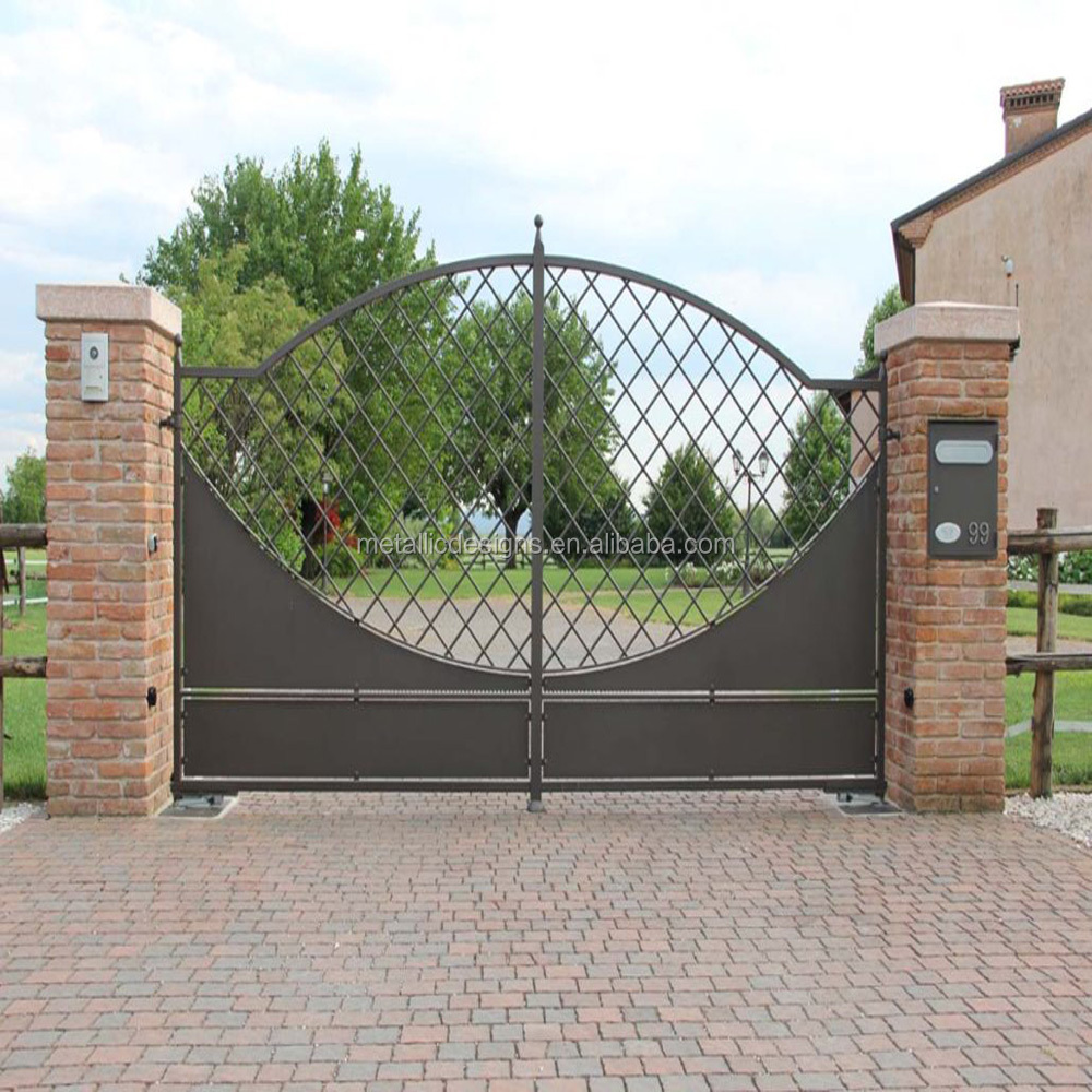 Best quality promotional modern house gate designs buy modern iron gate designsmodern house gate designsmodern fence gate design product on