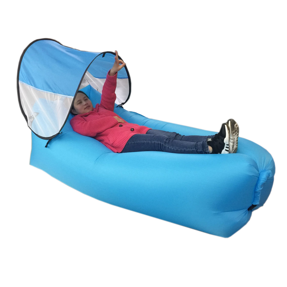 New Year 2017 Single Mouth Opening Lazy Bag, Wholesale Alibaba No Patent Issue Design Sleeping Bag