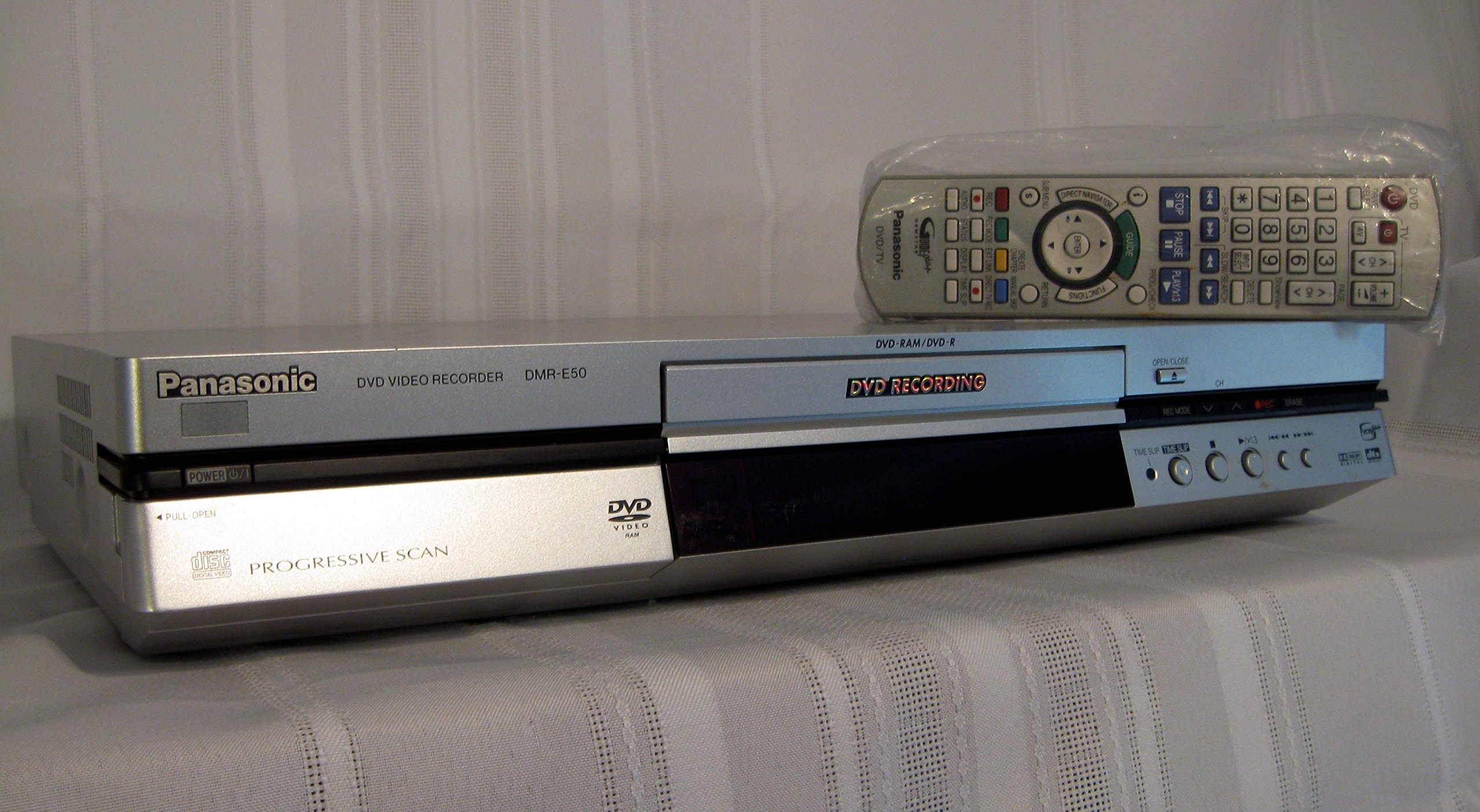 Panasonic DMR-E85HP DVD Recorder Driver Download
