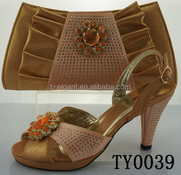 african set shoes design and fashionable bags italian selling with women Hot bags rhinestones w1g7zIq