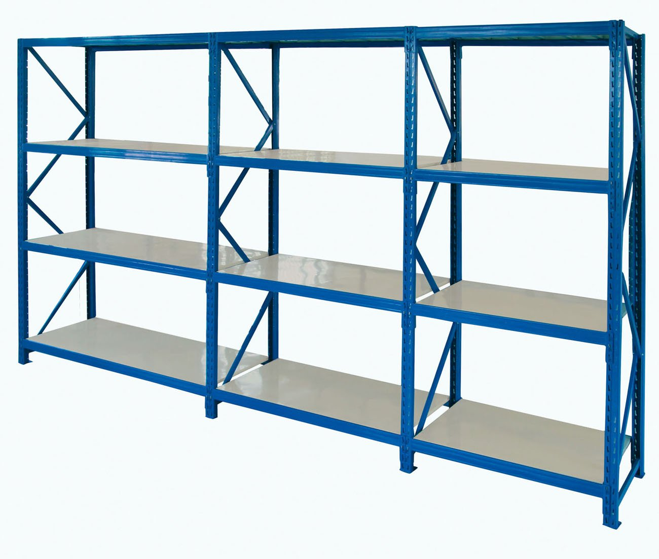 Heavy Duty Warehouse Storage Pallet Rack,Metal Rack And Shelving ...
