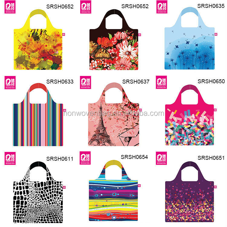 New fasion Foldable Polyester Bag,polypropylene bag,Nylon Bags