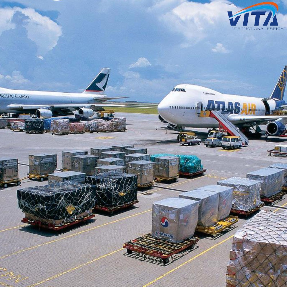 Cheap Air Cargo Rates From Shanghai China To Doha Qatar