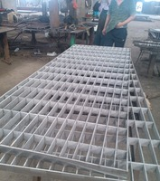 galvanized steel floor webforge steel grating