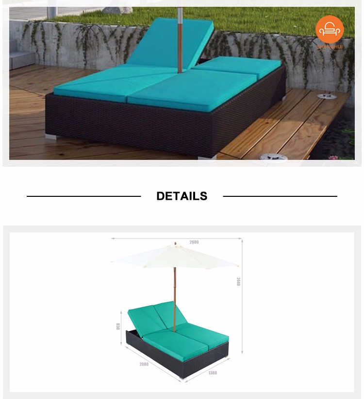 Double Bed Fesign Furniture Outdoor Lounge Chairs With Cushion Hd Designs Out
