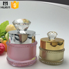 5g 10g cosmetic acrylic cream jar with diamond cap