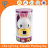 Clear Cylinder Packaging Box for Toy Packaging